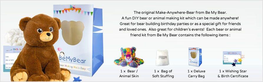 Make Anywhere Friend Kits