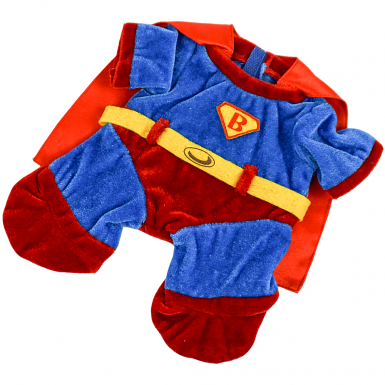 """Super Bear 8"""" Outfit"""