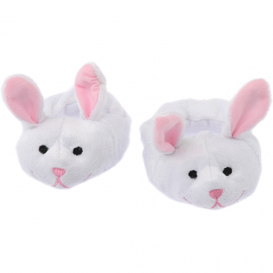 "Bunny 16"" Slippers"