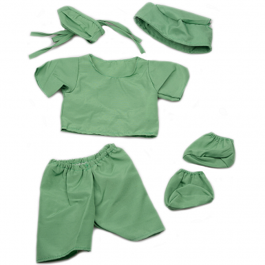 Surgeon's Outfit 12""