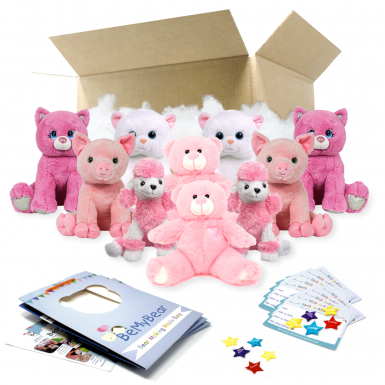 """Pink 16"""" Party Pack"""