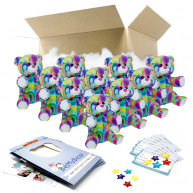 """Kaleidoscope 8"""" Party Pack"""