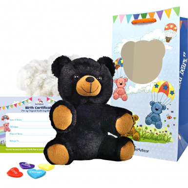 "Black Bear 8"" Bear Kit"