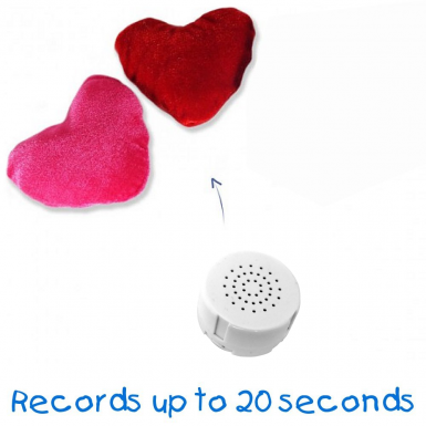 Soft Recordable Heart Sound