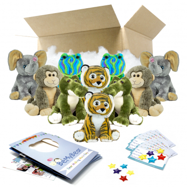 """Jungle 16"""" Party Pack"""