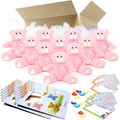 """Little Princess 8"""" Party Pack"""