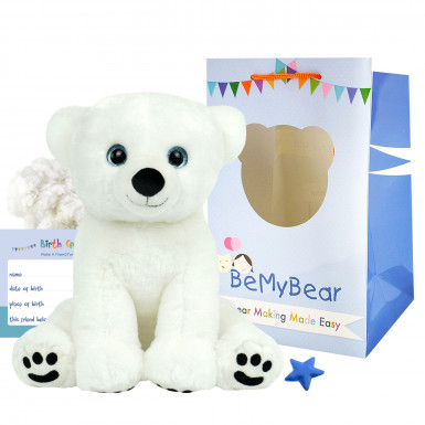 "Polar Bear 16"" Animal Kit"
