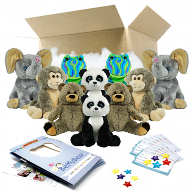 """Zoo 16"""" Party Pack"""