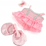 "Pink Ballerina 8"" Outfit"