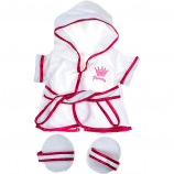 "Princess Bath Robe 16"" Outfit"