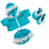 "Blue Princess Sparkle 16"" Outfit"