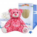 "Peace and Love Bear 16"" Bear Kit"