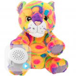 "Crazy Cat 8"" Baby Heartbeat Bear"