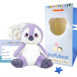 "Purple Penguin 8"" Animal Kit"