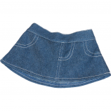 "Denim 16"" Skirt"
