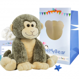 "Smiley Monkey 16"" Animal Kit"