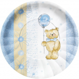 10 x Blue Teddy Cups Partywear