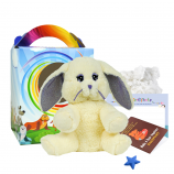 "Daisy Bunny 8"" Travel Ted"