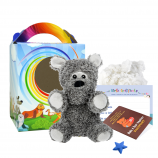 "Terry Terrier 8"" Travel Ted"