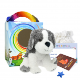 "Snowdon Dog 8"" Travel Ted"