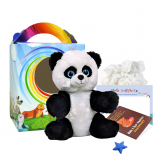 "Panda 8"" Travel Ted"