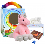 "Magic Unicorn 16"" Travel Ted"
