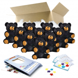 """Black Bear 8"""" Party Pack"""