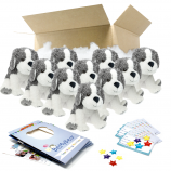 "Snowdon Dog 8"" Party Pack"