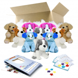 "Puppy 8"" Party Pack"