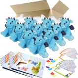 """Magic Dragon 8"""" Party Pack"""