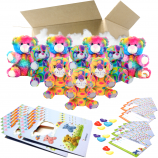 "Colour Tastic 8"" Party Pack"