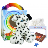 "Dalmatian 16"" Travel Ted"