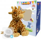 "Jerry Giraffe 16"" Baby Heartbeat Bear"