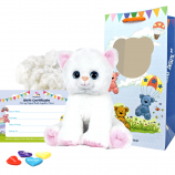 "Katie Kitty 8"" Animal Kit"