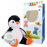 "Penguin 8"" Baby Heartbeat Bear"
