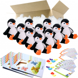 "Penguin 8"" Party Pack"