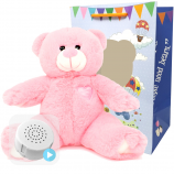 "Princess 16"" Baby Heartbeat Bear"