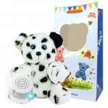 "Spot the Dalmatian 8"" Baby Heartbeat Bear"