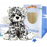 "Storm Snow Leopard 16"" Animal Kit"
