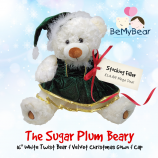 "The Sugar Plum Beary 16"" Animal Kit"