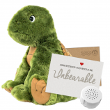 """Tommy Turtle 16"""" Message Bear"""