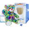 "Kaleidoscope Bear 16"" Bear Kit"