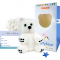 "Snowy Polar Bear 8"" Bear Kit"