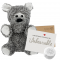 "Terry Terrier 8"" Message Bear"