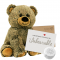 "Griz Grizzly 8"" Message Bear"