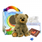 "Griz Grizzly 8"" Travel Ted"
