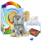 "Ellie Elephant 16"" Travel Ted"