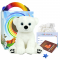 "Polar Bear 16"" Travel Ted"