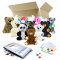 """Bear 8"""" Party Pack"""