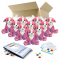 """Peaches Puppy 16"""" Party Pack"""